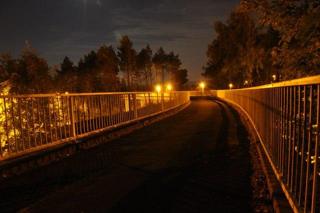 Exeter : Footbridge
