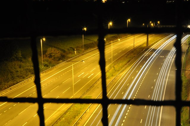 Teignbridge : The M5 Motorway