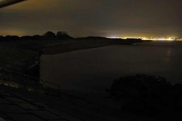 Dawlish Warren : Coastal Scenery