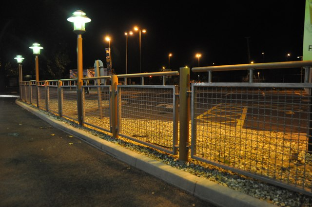Newton Abbot : McDonald's Drive Through
