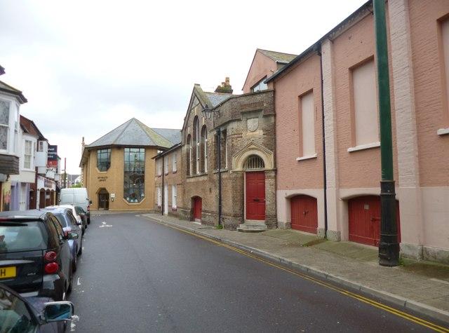Weymouth, Masonic Hall