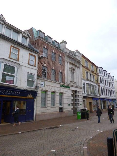 Weymouth, Lloyds Bank