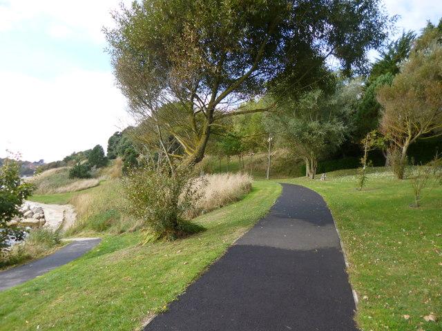 Weymouth, Nothe Gardens