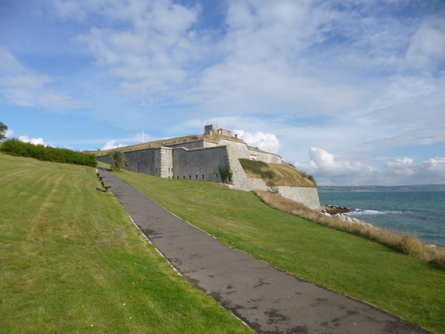 Weymouth, Nothe Fort