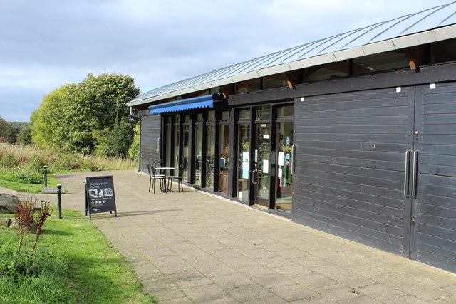 Dundonald Castle Visitor Centre