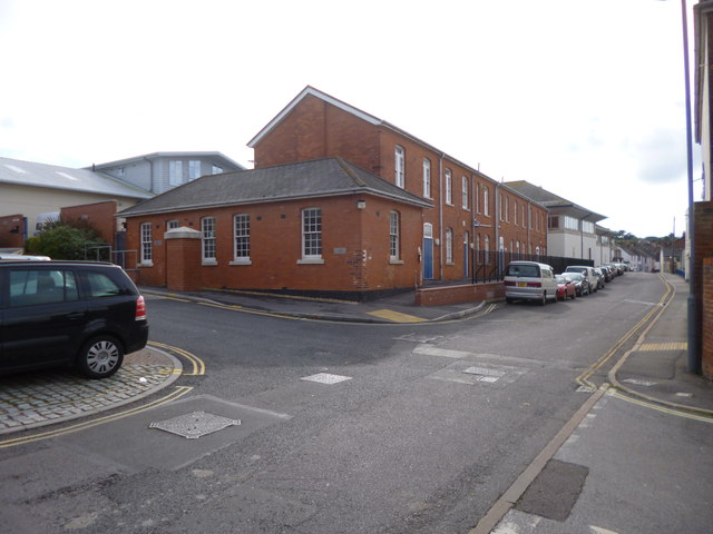 Weymouth, former barracks