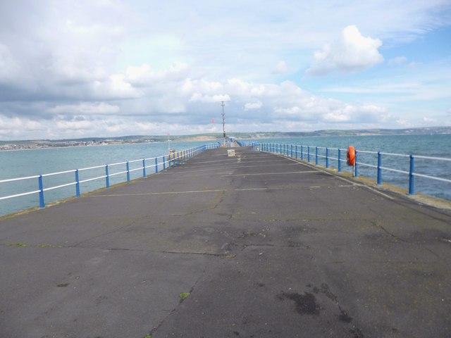 Weymouth, South Pier