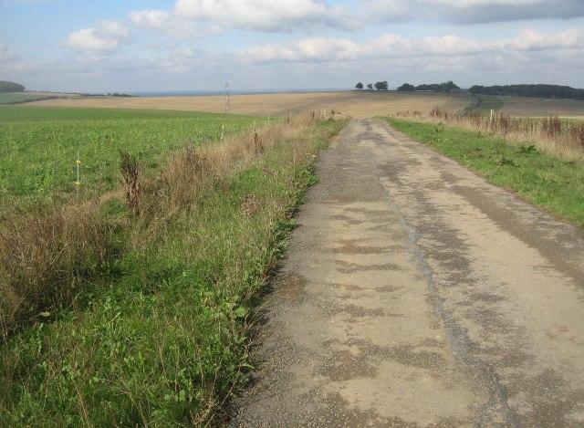 Farm track & byway