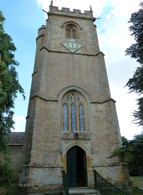 St. Michael, Over Compton: tower