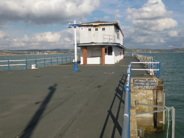 Weymouth, Commercial Pier