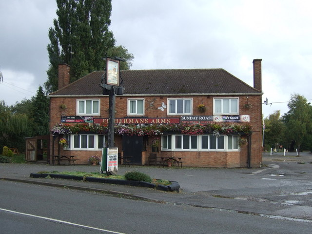 The Fisherman's Arms, Pode Hole