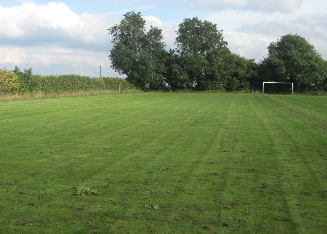 Michaels Field - recreation ground