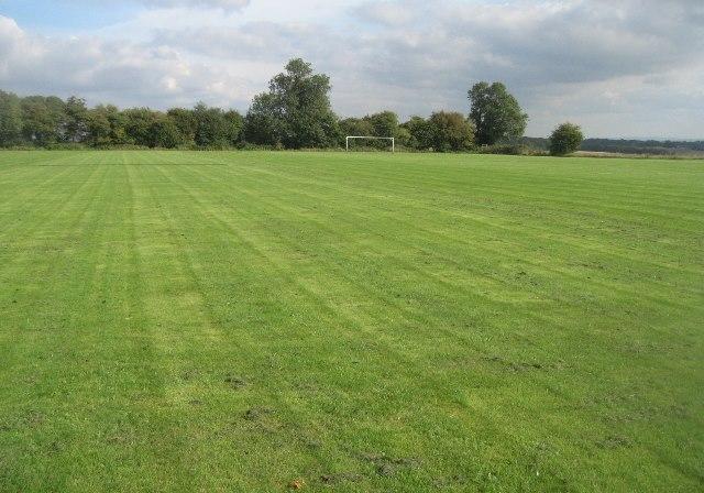 Michaels Field - recreation ground