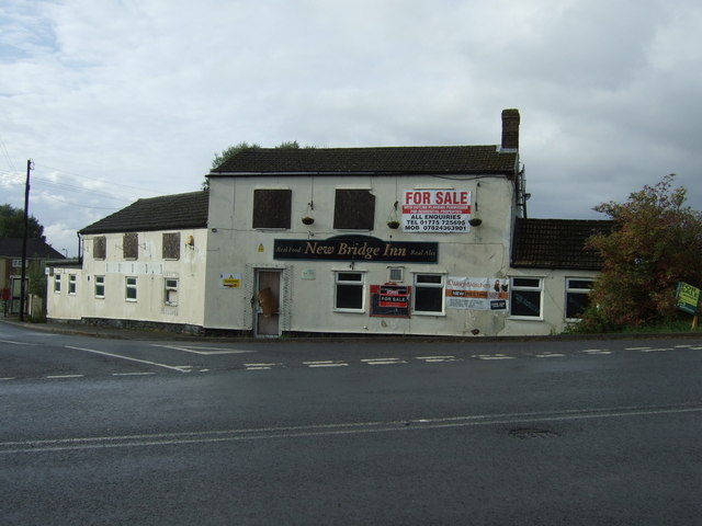 The New Bridge Inn, Pinchbeck West