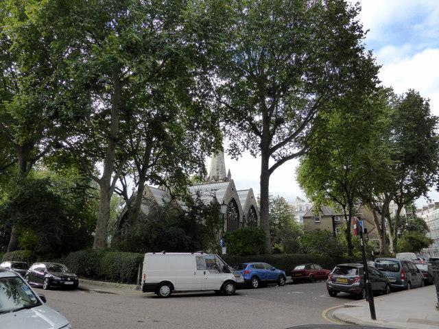 St Jude's Church, Courtfield Gardens, London