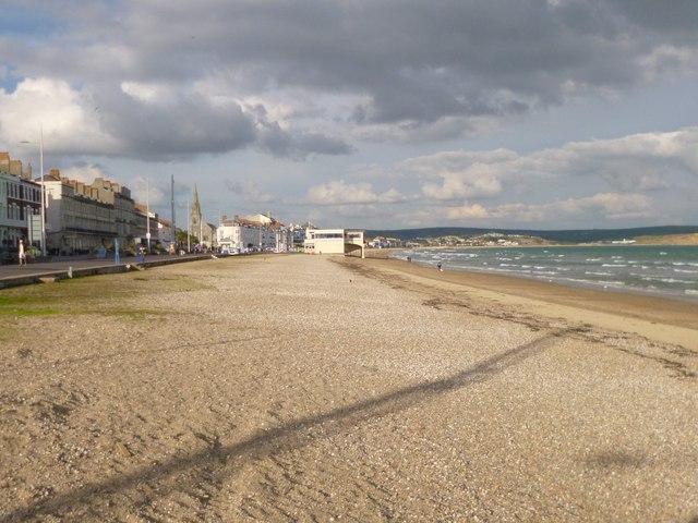Weymouth, Central Beach