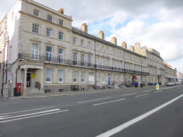 Weymouth, Victoria Terrace