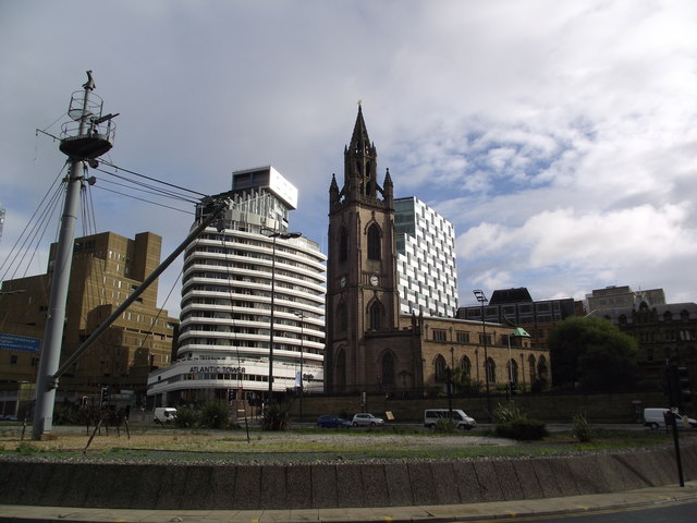 Church and Atlantic Tower