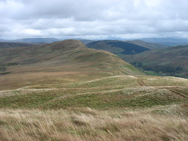 The ridge to High House Bank