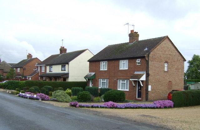 Houses on Six House Bank