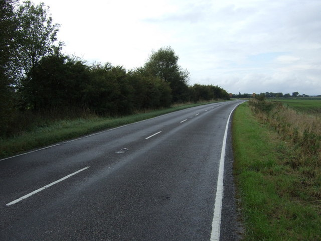 Bourne Road (A151)