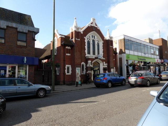 United Reformed Church, South Street, Haywards Heath