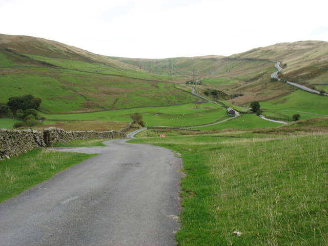 The lane to Crookdale