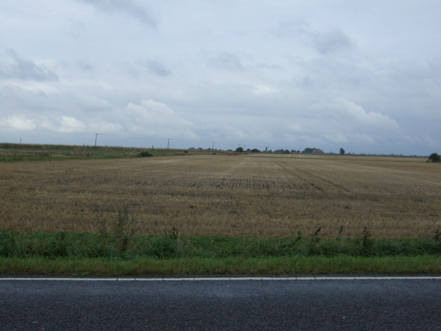Farmland near Guthram Gout