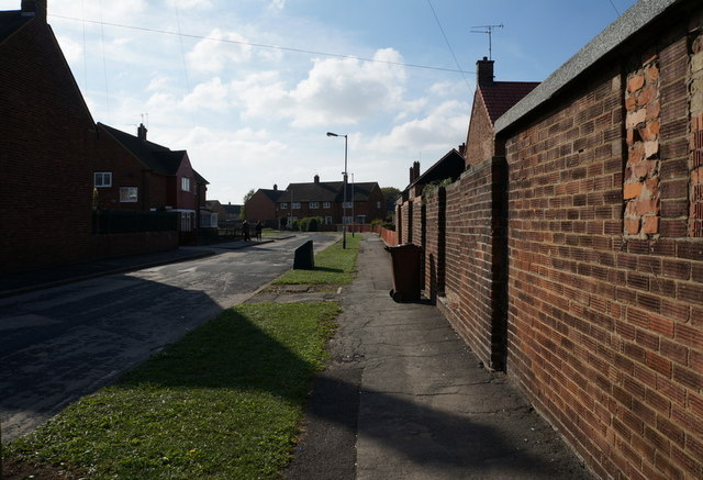 Bamford Avenue, Greatfield Estate, Hull