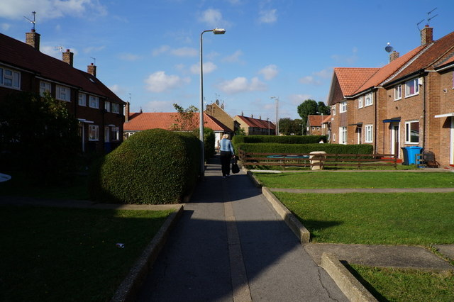 Dartford Walk, Greatfield Estate, Hull