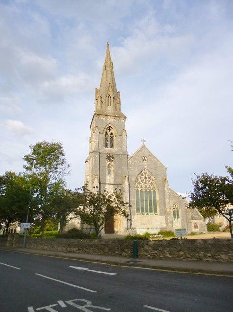 Weymouth, St. John's Church