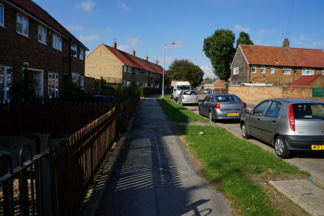 Wexford Avenue, Greatfield Estate, Hull