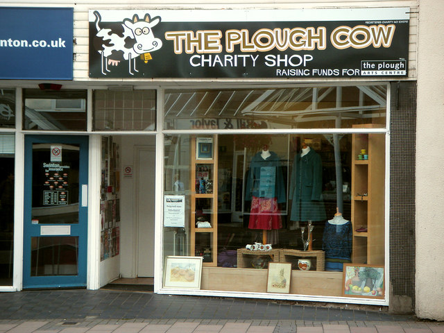 The Plough Cow, 29 Queen Street, Barnstaple