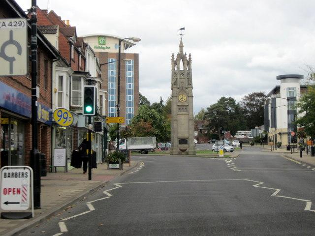 Kenilworth The Square