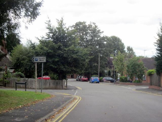 Kenilworth Turn Left For Car Park