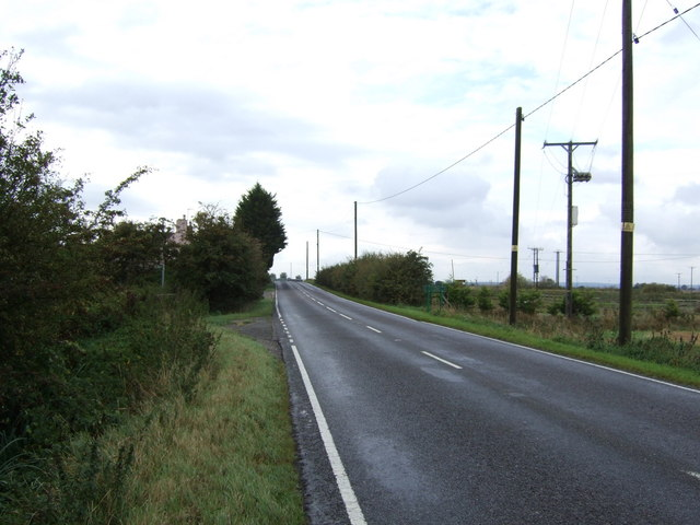 A151 towards Bourne