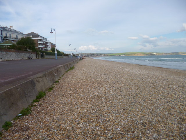 Weymouth, beach