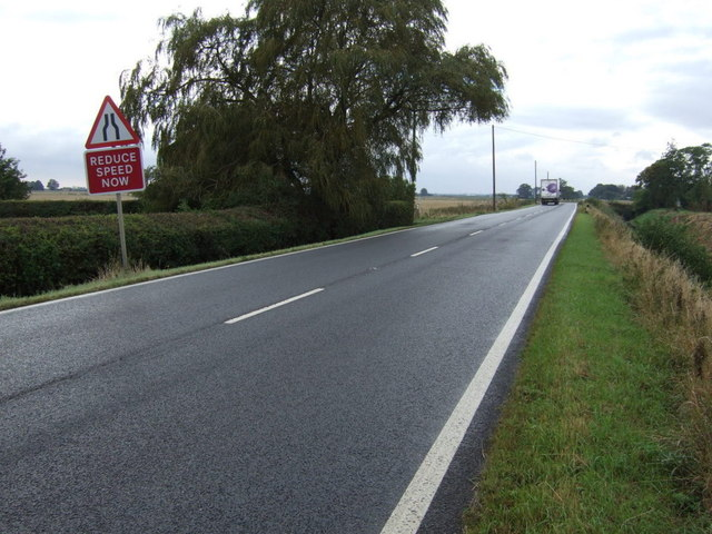 Spalding Road (A151)