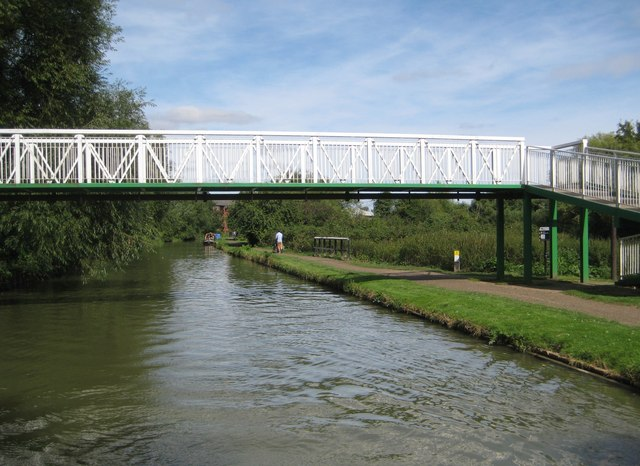 Grand Union Canal: Bridge Number 115