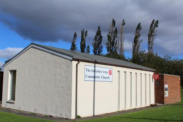 The Salvation Army Community Church, Stenhousemuir