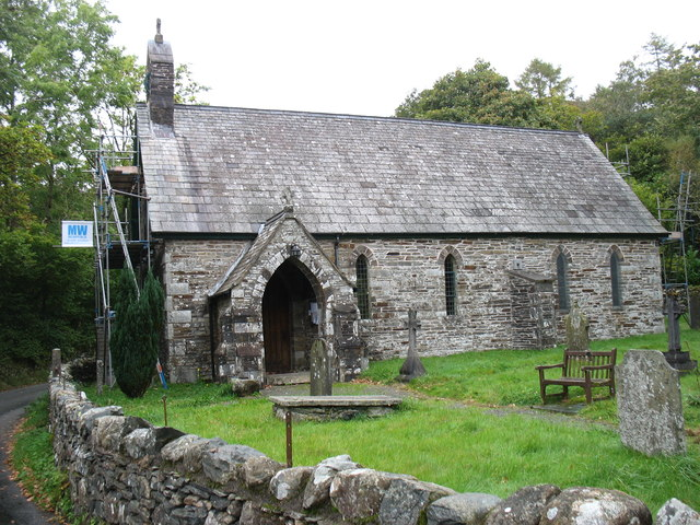 Holy Trinity Church, Seathwaite