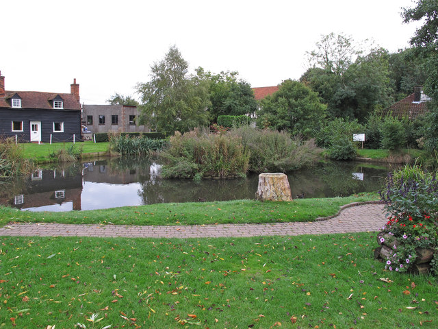 Blackmore Village Pond