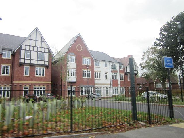 New Extra Care Retirement Homes Hagley Road Bearwood