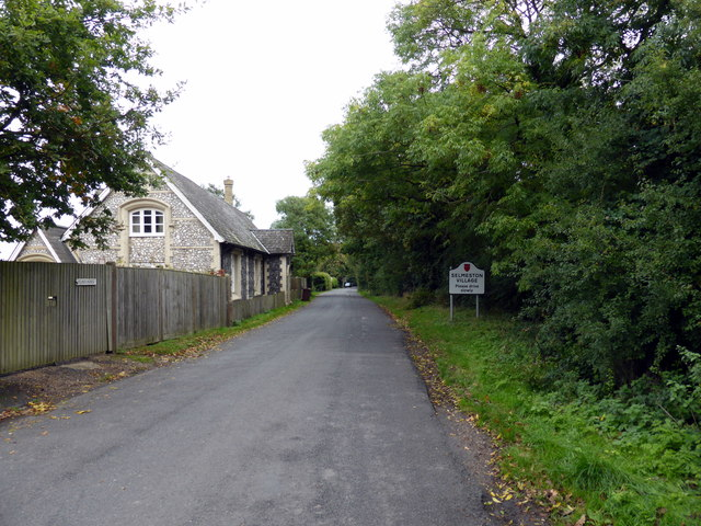 The Flint House, Selmeston, East Sussex