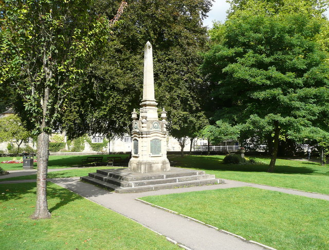 War Memorial, Bradford on Avon