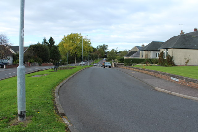 Auchans Avenue, Dundonald