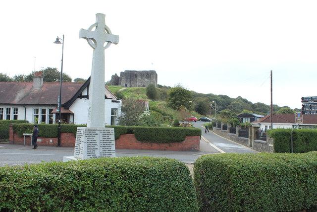 War Memorial, Dundonald