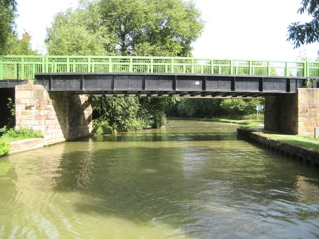 Grand Union Canal: Bridge Number 115A