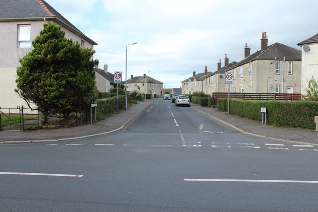 Fullarton Avenue, Dundonald