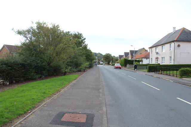 Kilmarnock Road, Dundonald